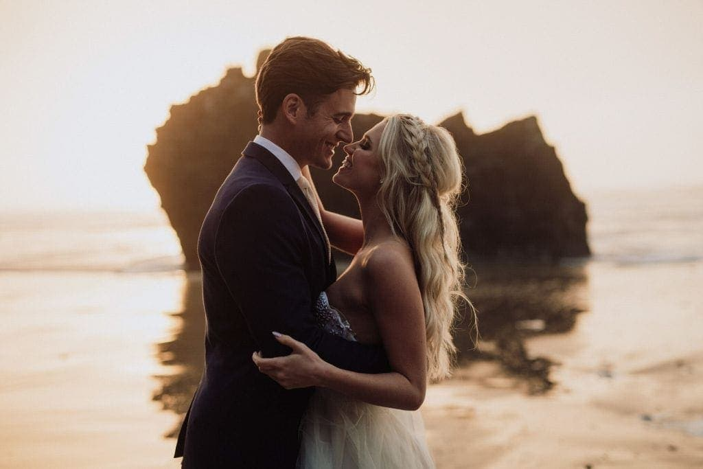 Hawaii elopement wedding inspiration