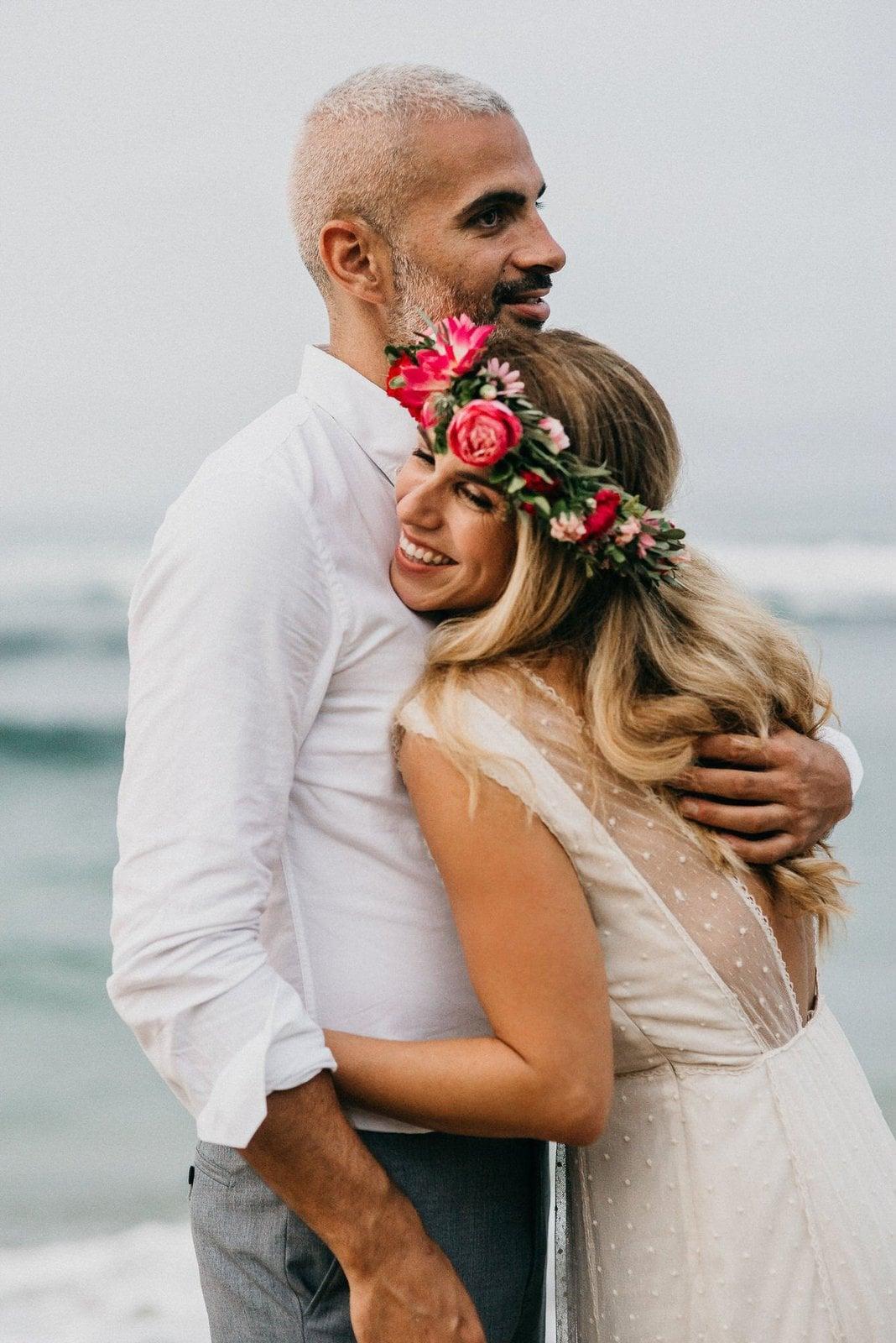 bridal portraits in Costa Rica