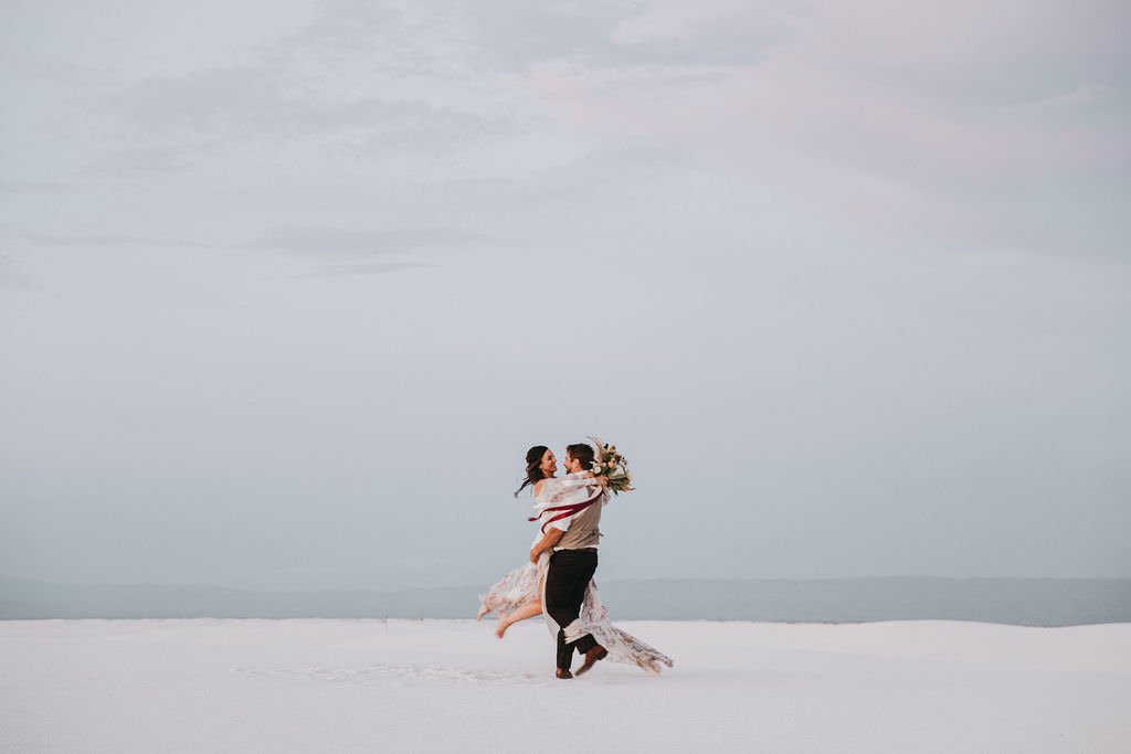 desert wedding tips for your elopement
