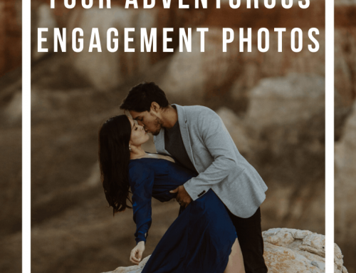 What to Wear for Your Adventurous Engagement Photos