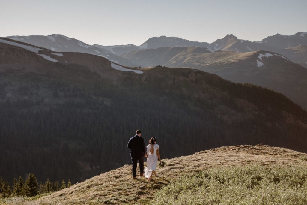 Colorado elopement location ideas