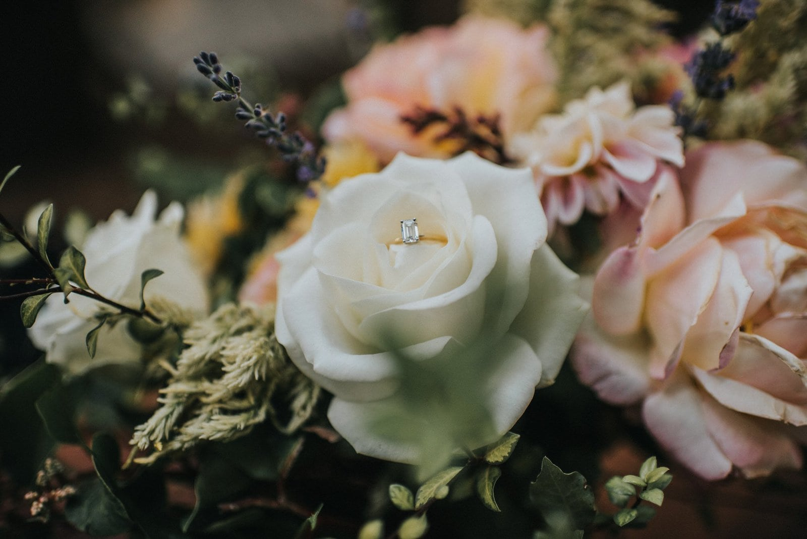 detail photography for elopement