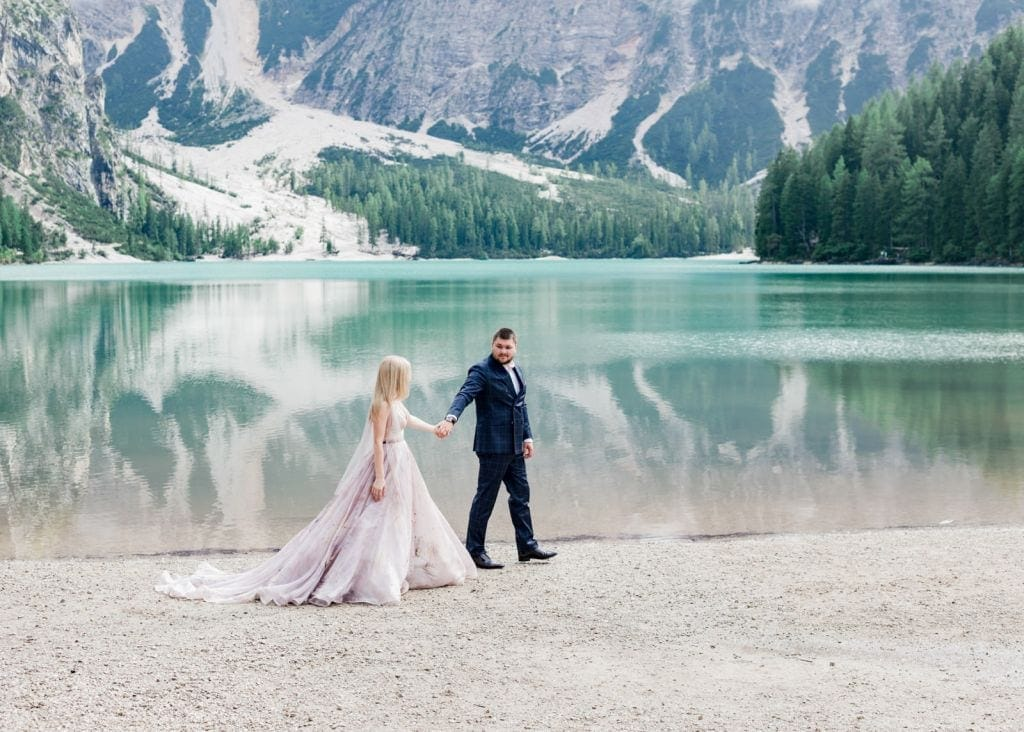 elopement locations inspiration