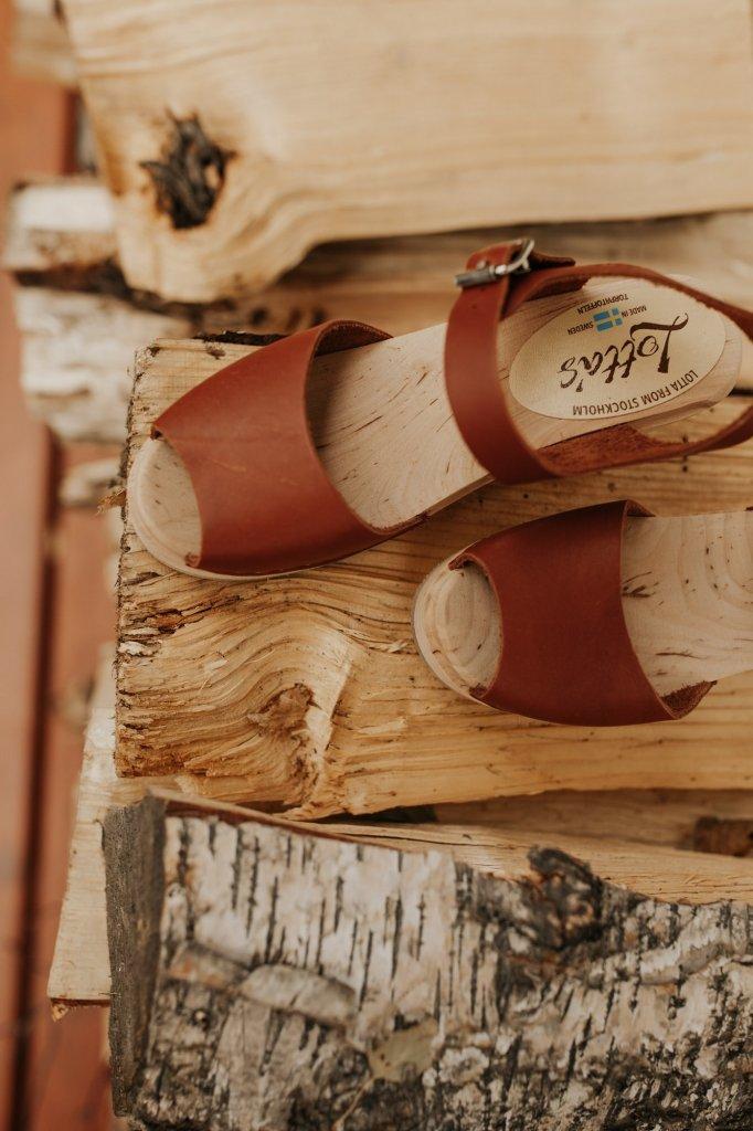 bridal heels for elopement
