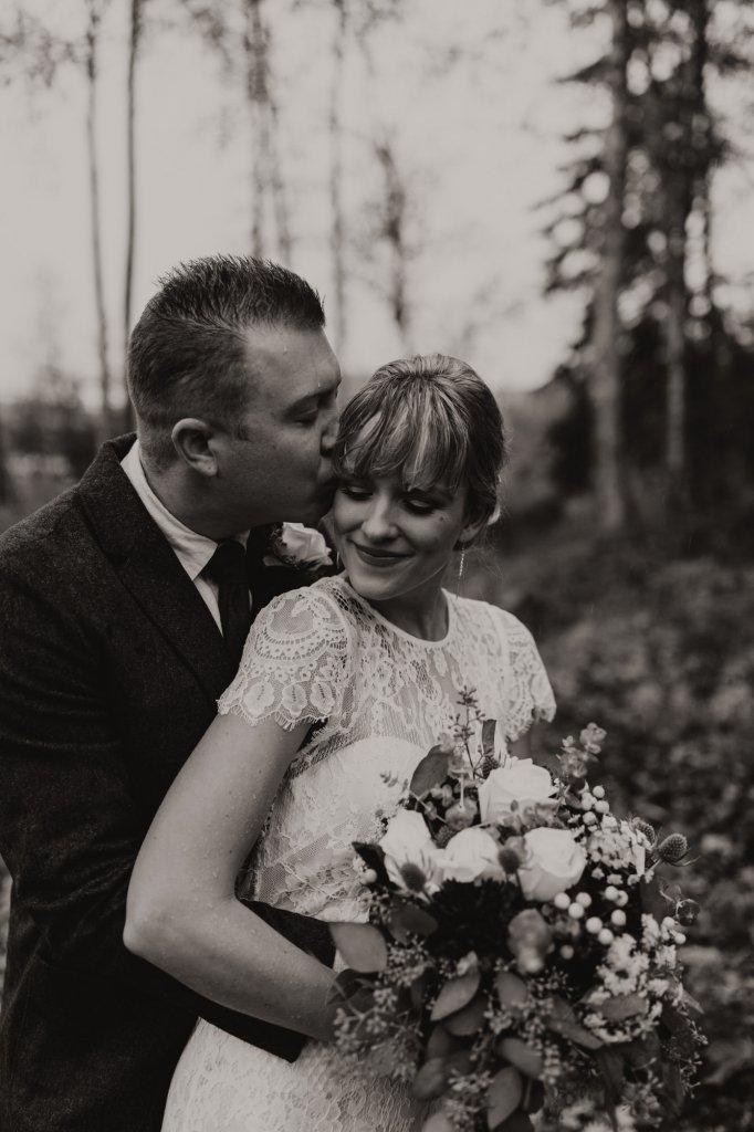 detail wedding portraits