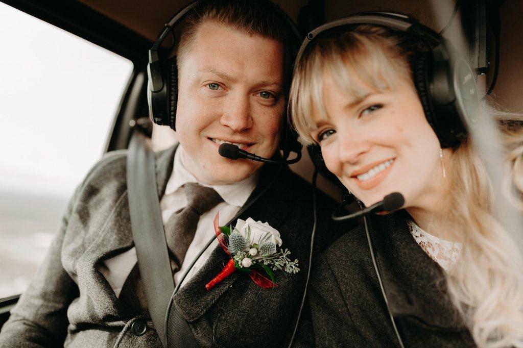 adventurous elopement photos
