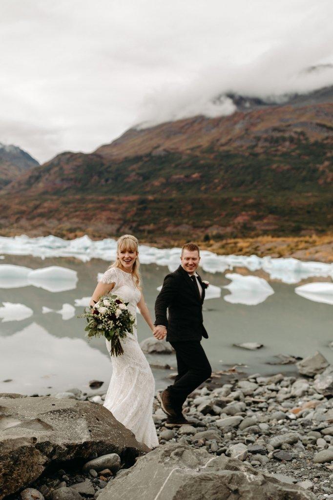 elopement in Alaska