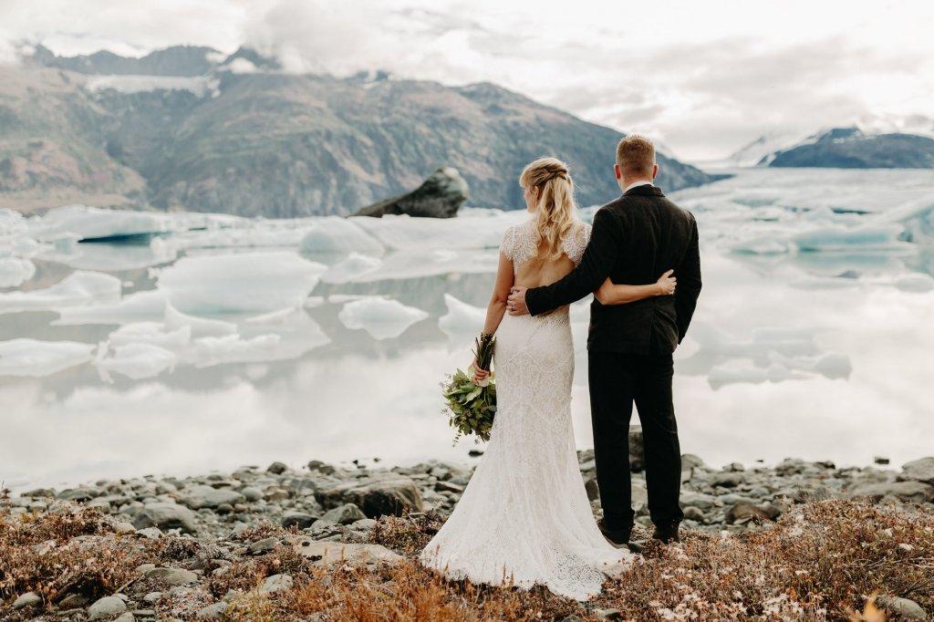romantic Alaska photography