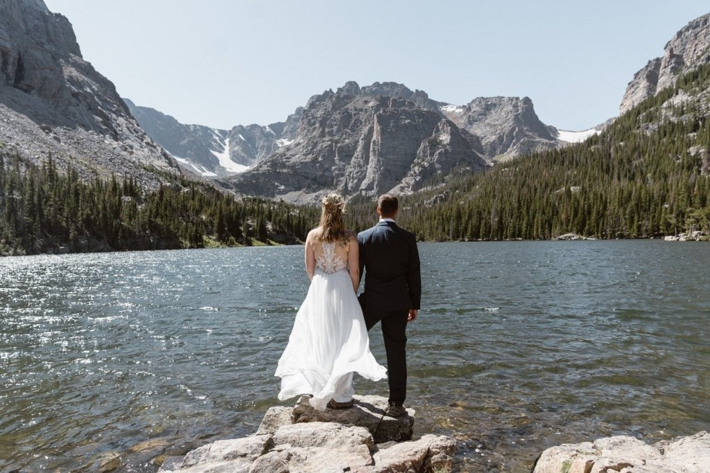 Colorado guide to plan your wedding day/elopement