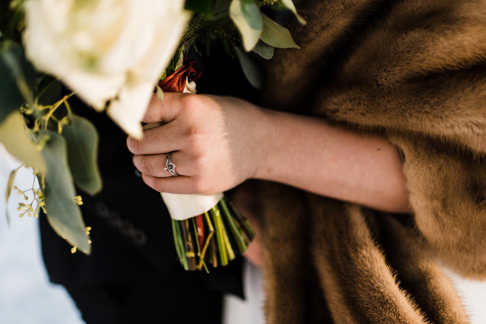 ring detail portraits