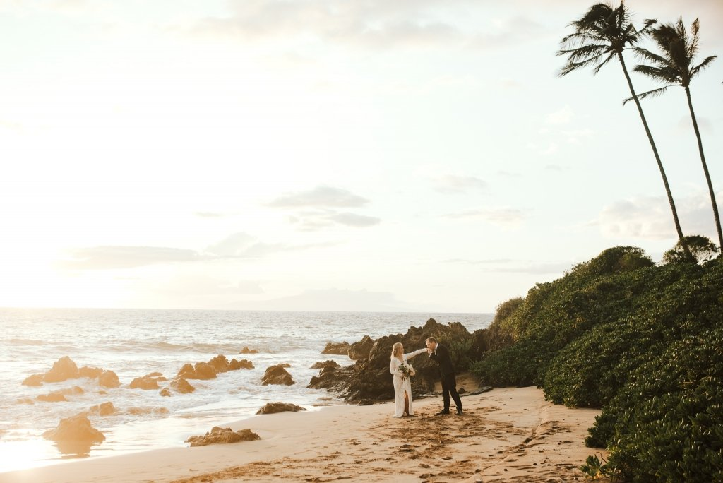 Hawaii elopement packages locations