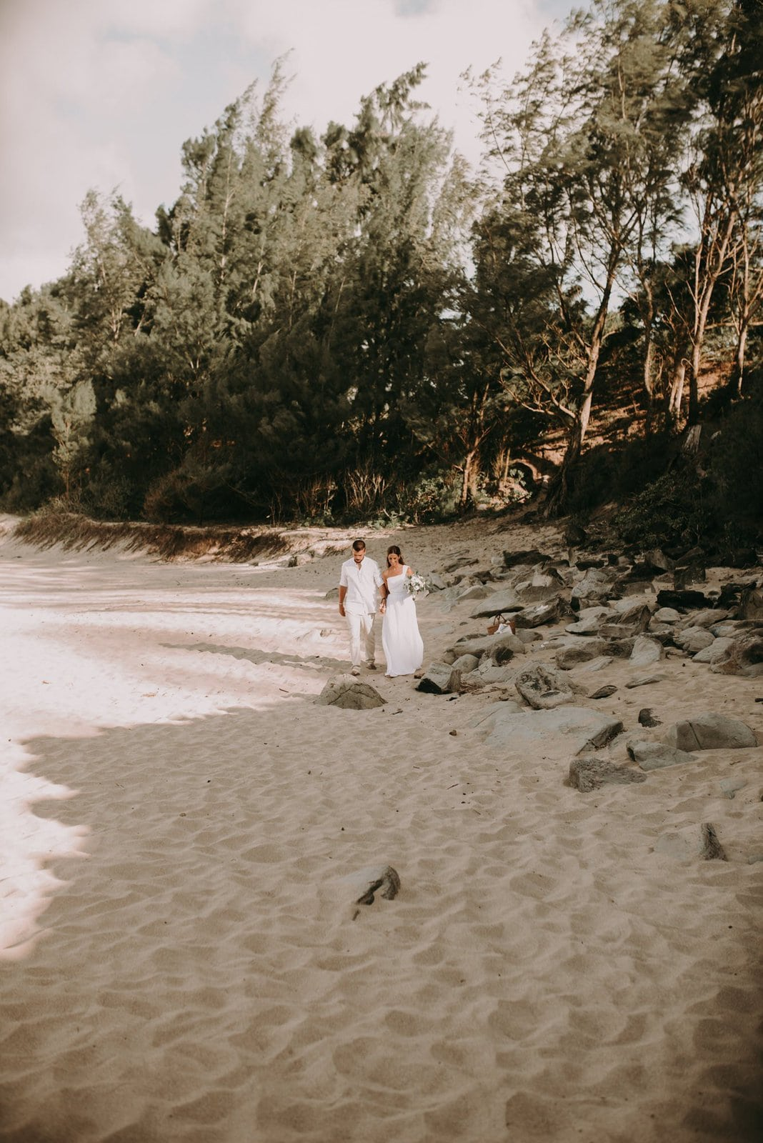 maui elopement beach location