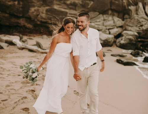 Learn How to Elope in Hawaii From This Maui Elopement