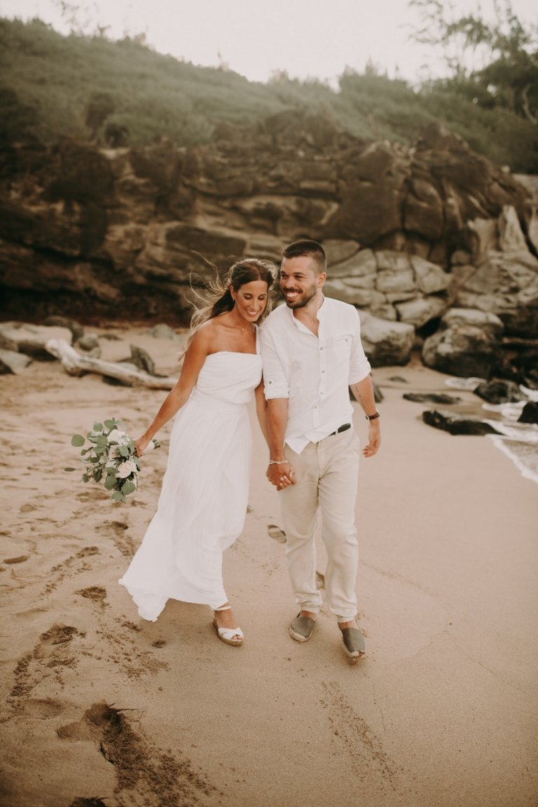 eloping in hawaii