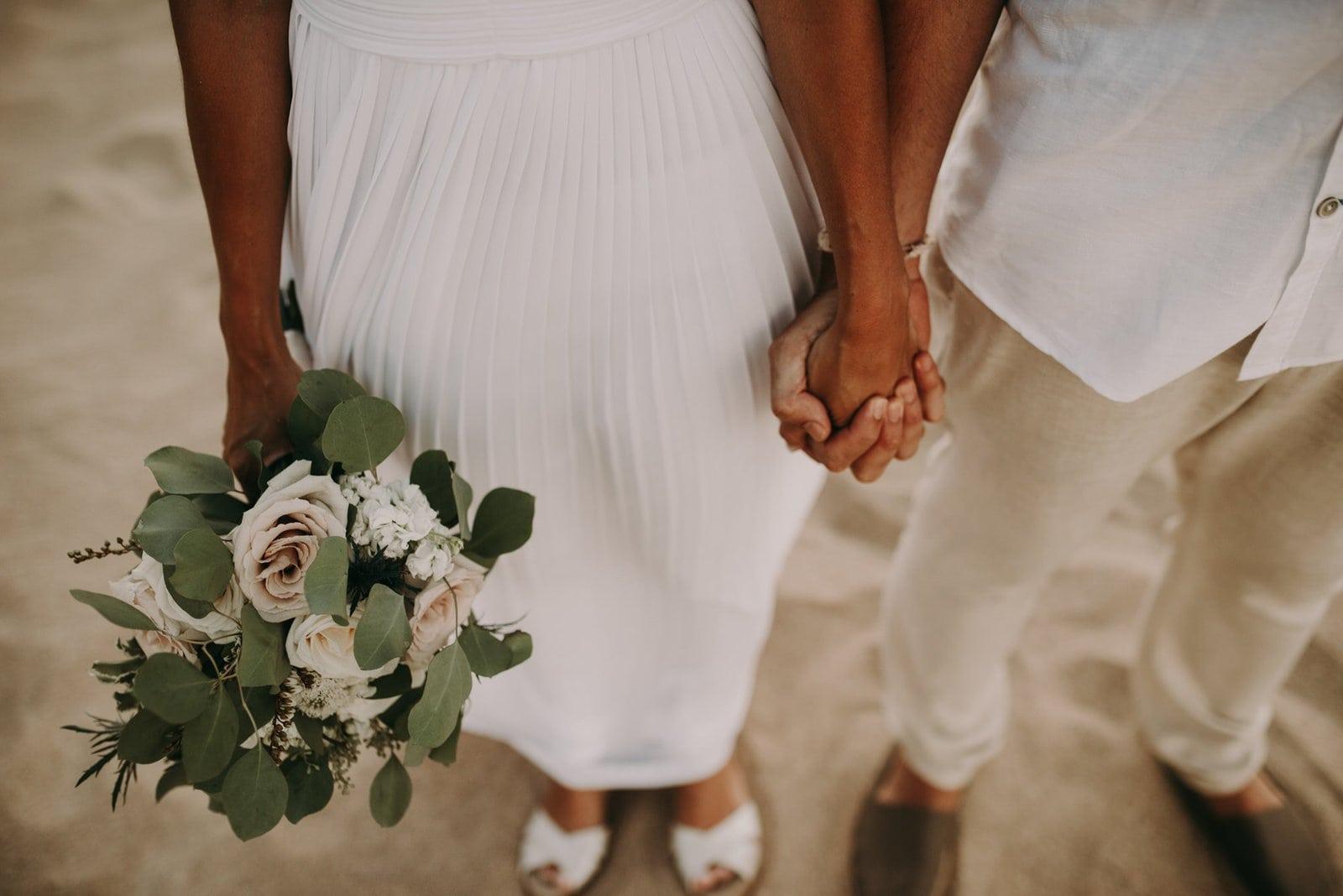 detail shots of wedding
