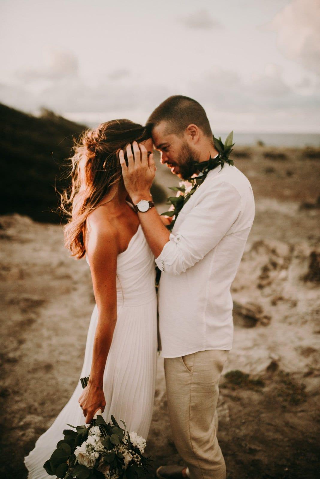 intimate portraits in hawaii