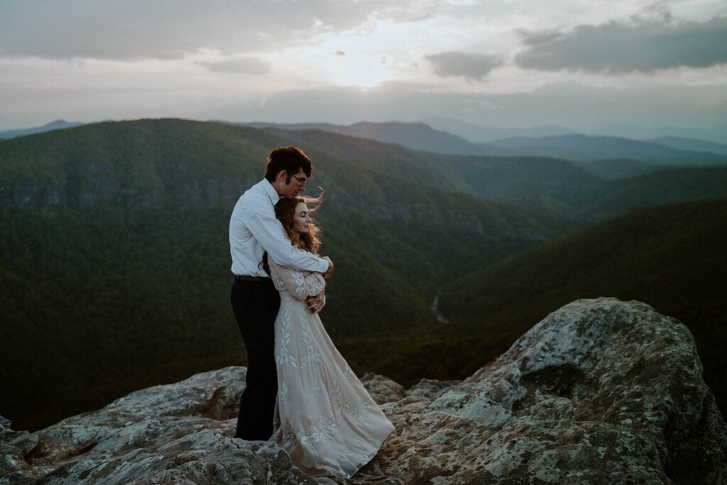 north Carolina elopement packages