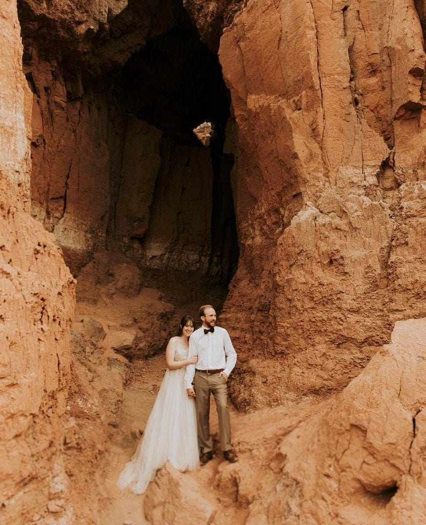 texas elopement package locations