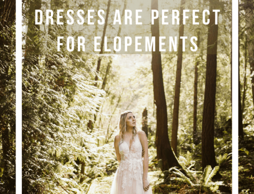 5 Reasons Why Essense of Australia Wedding Dresses are Perfect for Elopements