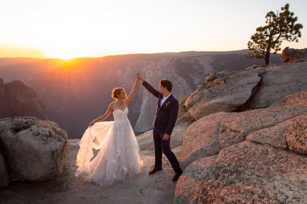 California elopement location