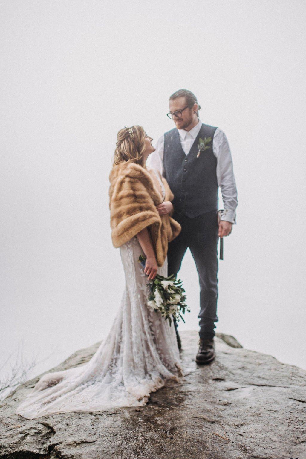 Minnewaska State Park elopement