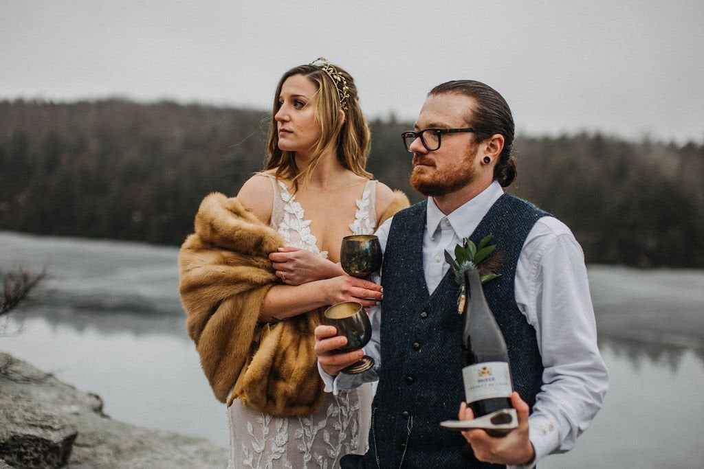 mystical elopement in NY