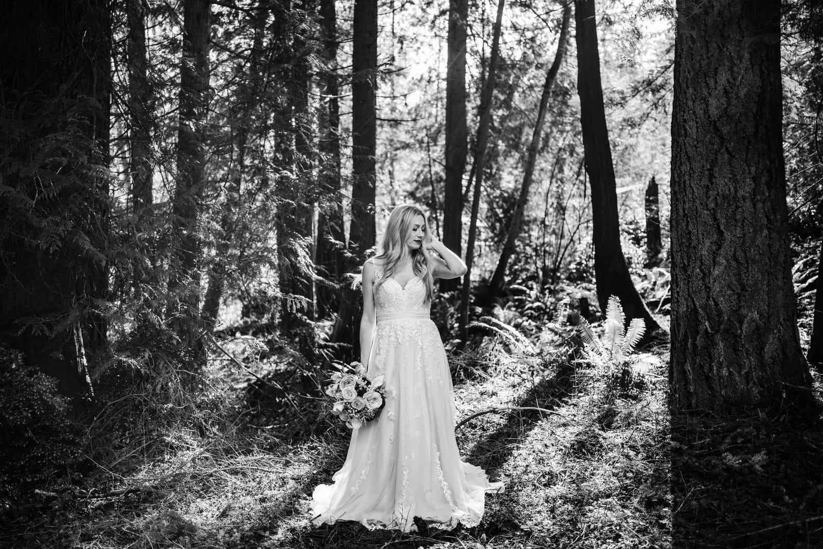 essense boho bride