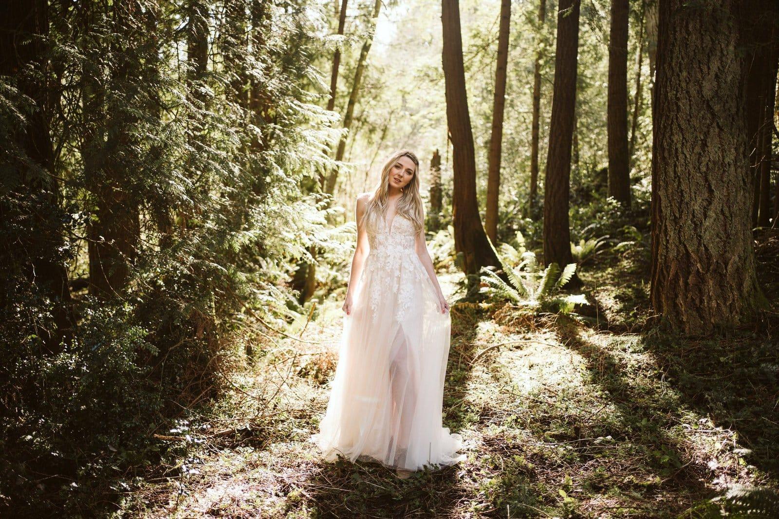 Essense of Australia D2840 wedding dress