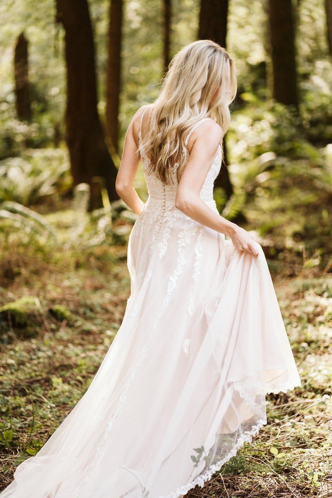 wedding dress for elopements