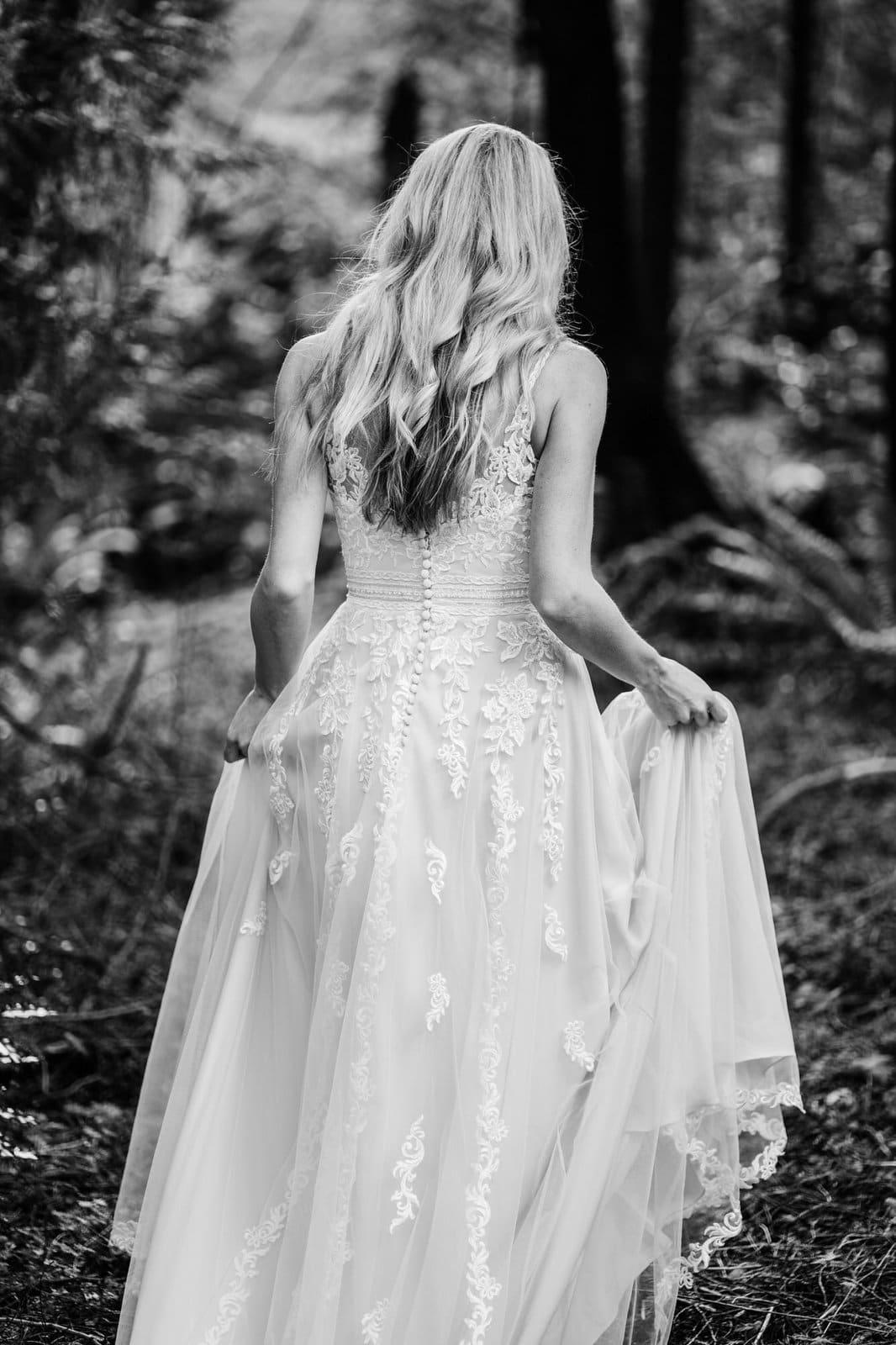 Essense of Australia D2782 for brides