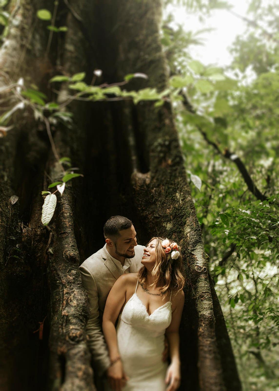 elopement photography in Costa Rica