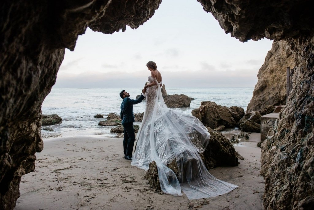 California locations to plan your elopement