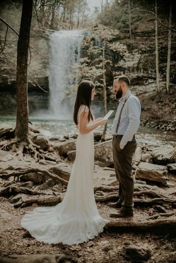 Georgia elopement packages inspiration