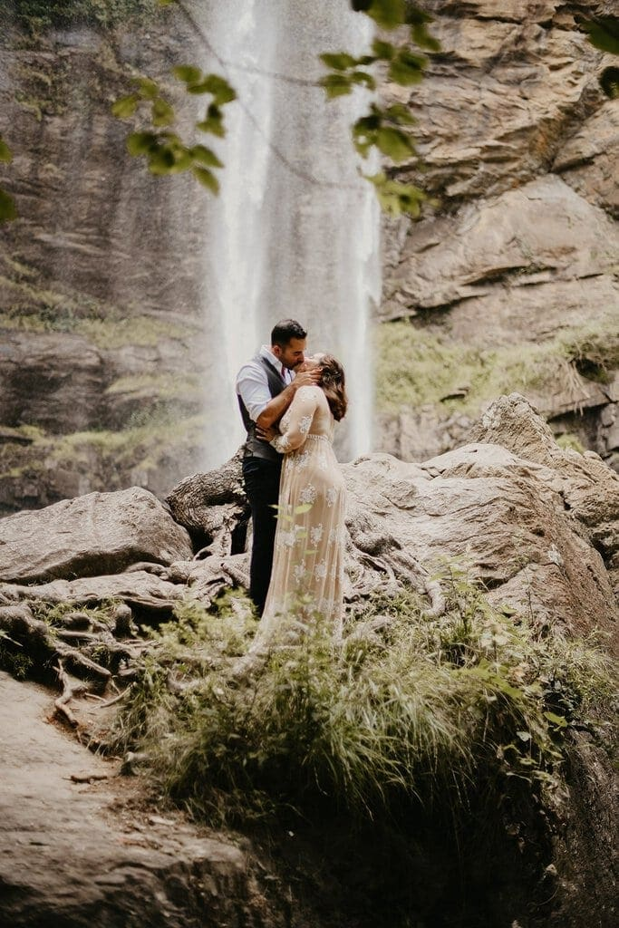 toccoa falls location for elopements