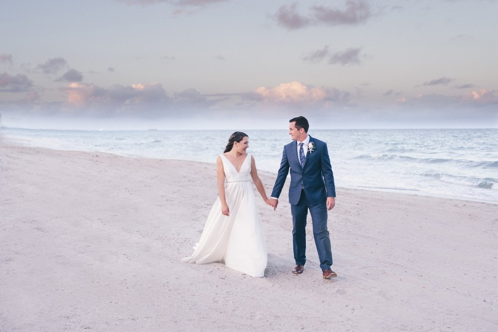 beaches you can elope in Florida