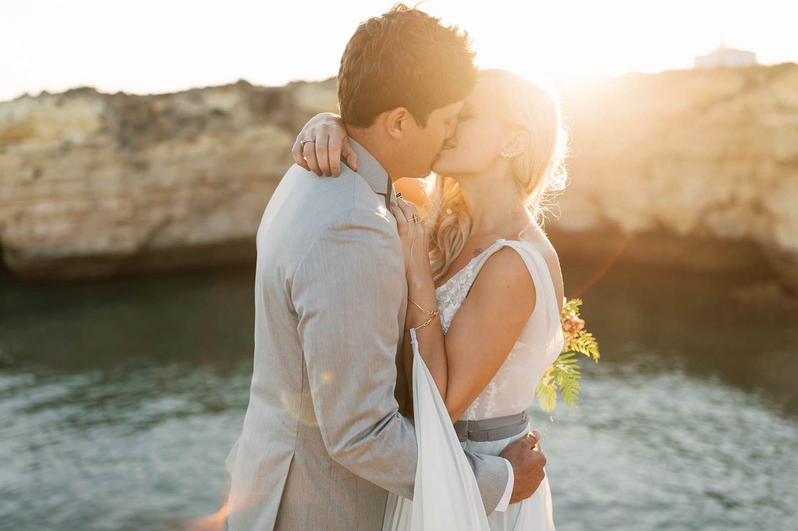 adventurous ceremony to renew vows