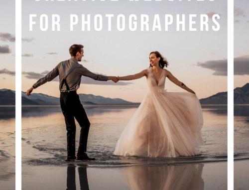 Flothemes: Creative Websites for Photographers