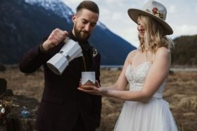 Coffee and Adventures is the Perfect Brew on Your Wedding Day