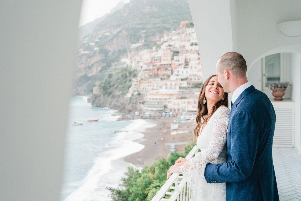 Amalfi Coast elopement