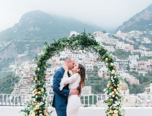 Romantic Amalfi Coast Elopement With the Perfect View