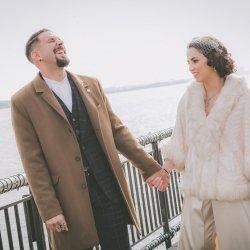 jersey-city-elopement-couple-laugh