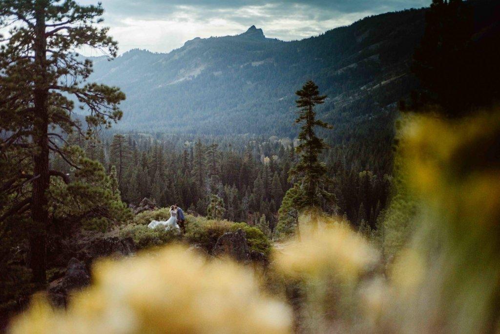Lake Tahoe elopement packages