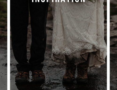 Trash the Dress: Inspiration for Elopement Couples