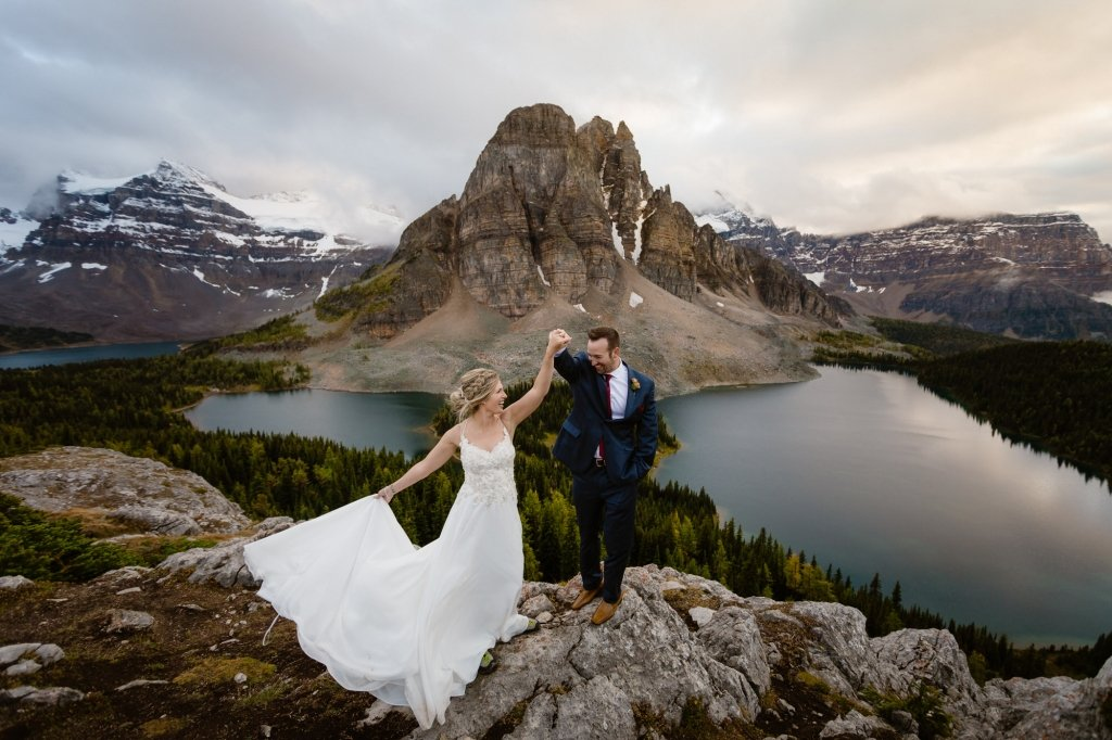place to elope in British Columbia