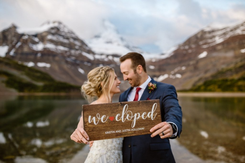 eloping in BC