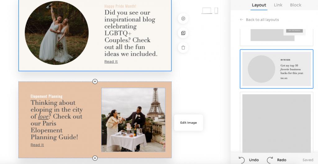 flodesk email marketing templates