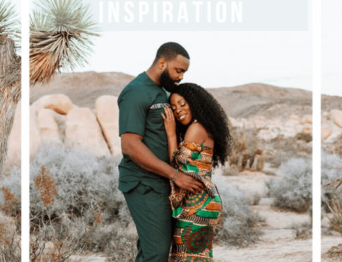 Inspiration for Your Joshua Tree Engagement Photos