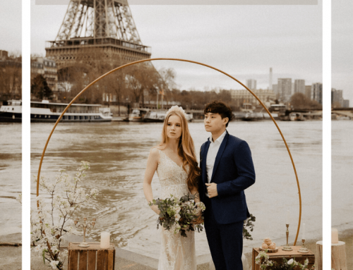 Paris Elopement: How to Plan Your Elopement in the City of Love
