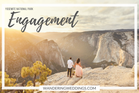 Inspiration for Your Yosemite Engagement Photos