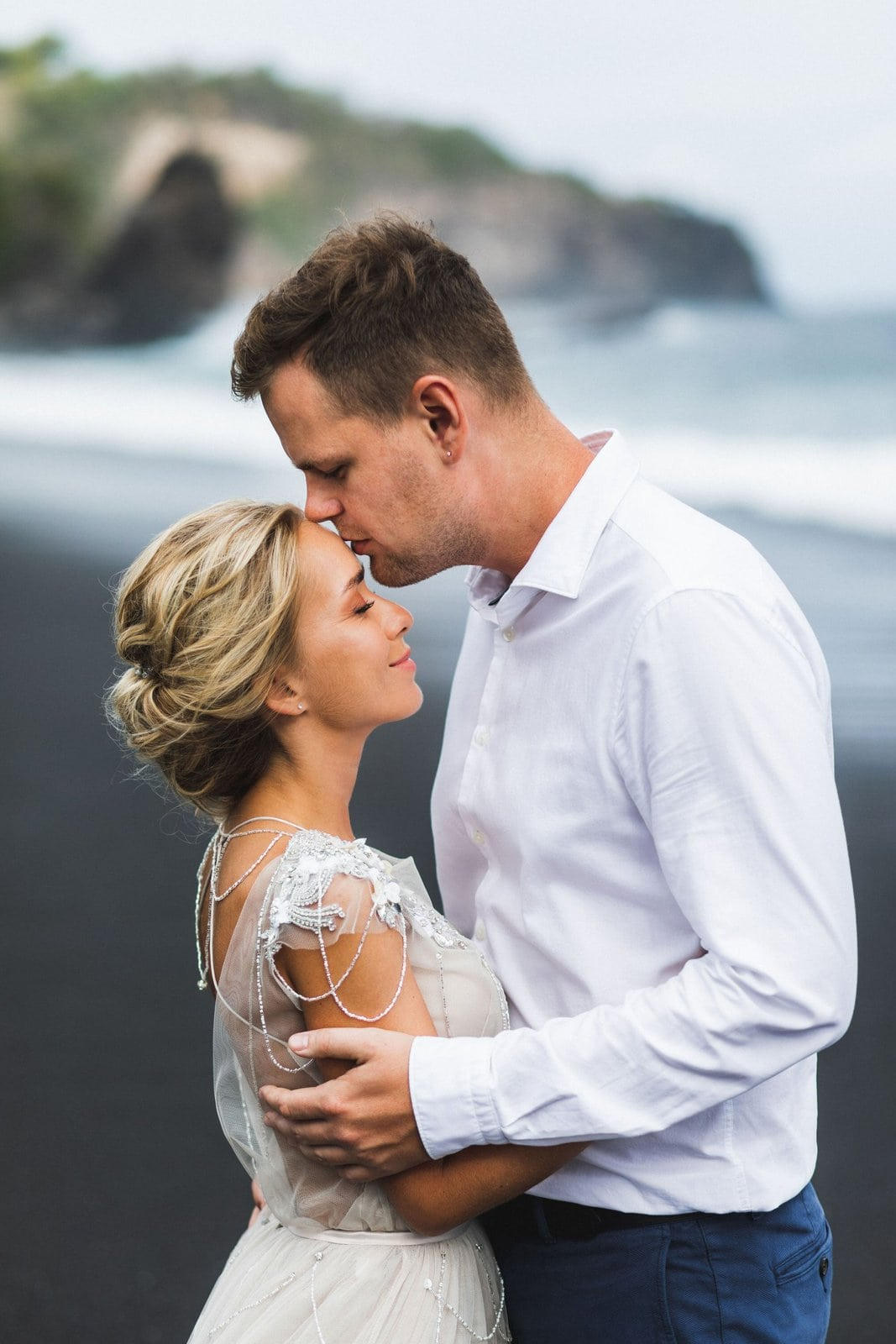 bali elopement for two